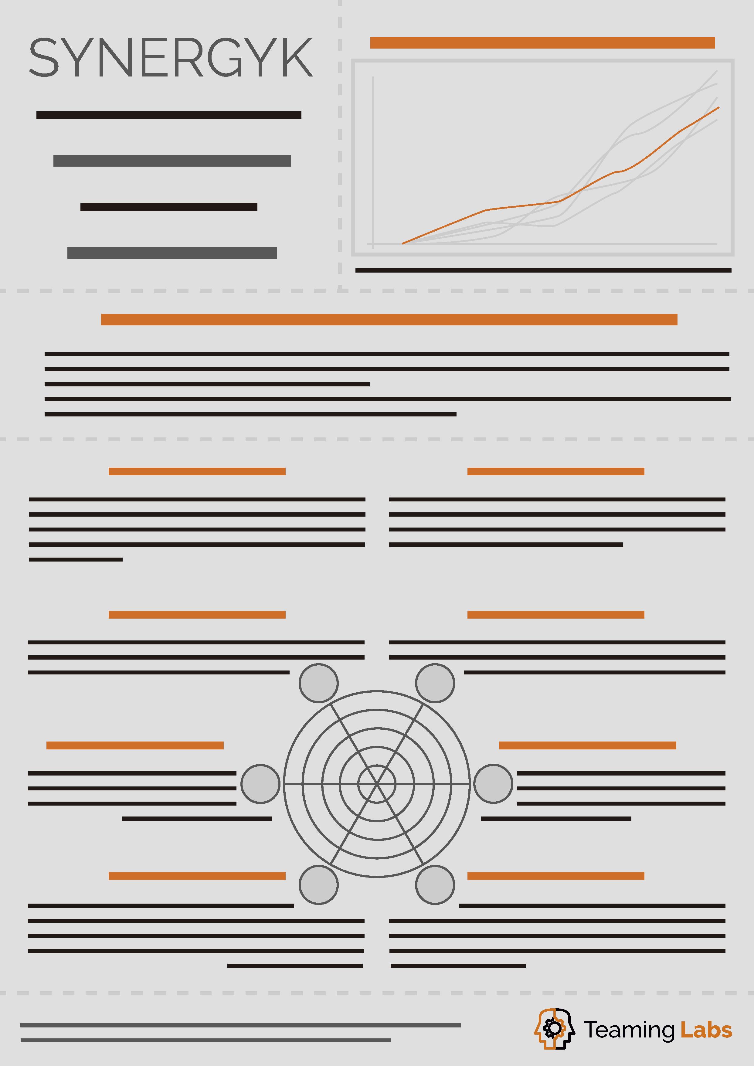 Ejemplo conceptual de informe de las competencias del trabajo en equipo