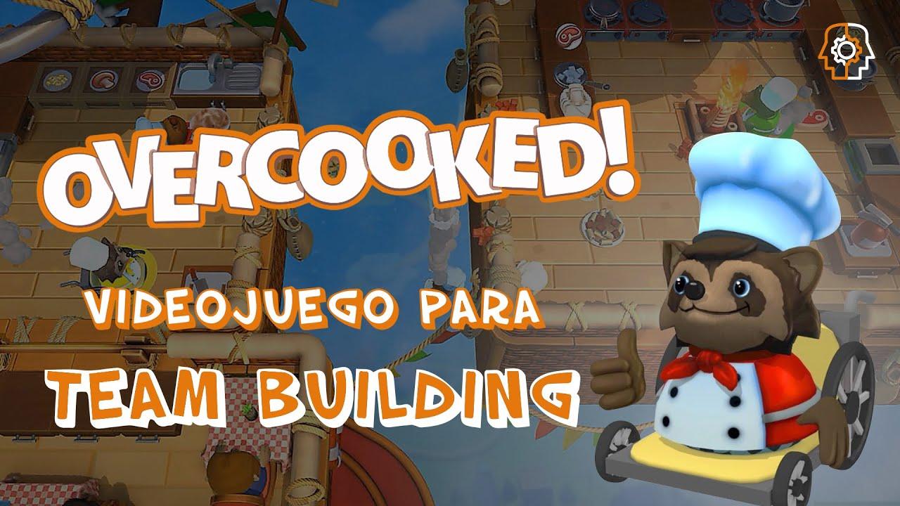 El videojuego diseñado para el Team Building: Overcooked